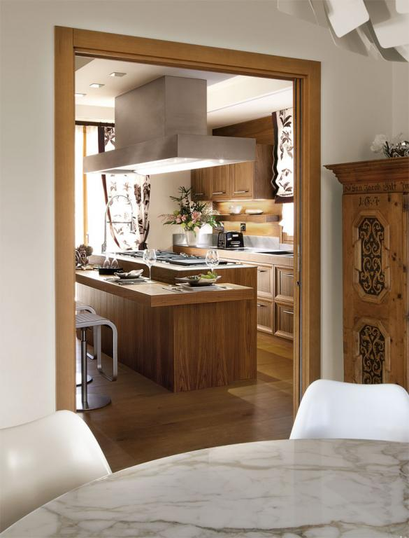 Cucina Emotion Walnut