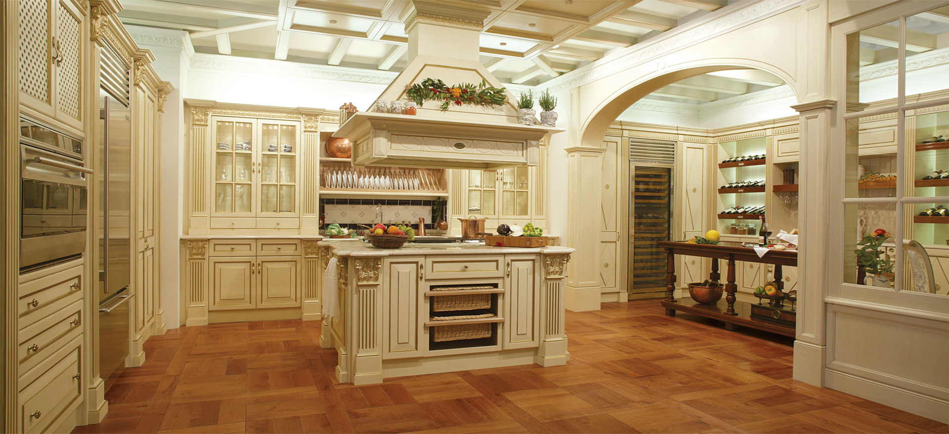 Royal Luxury a luxury classic style kitchen