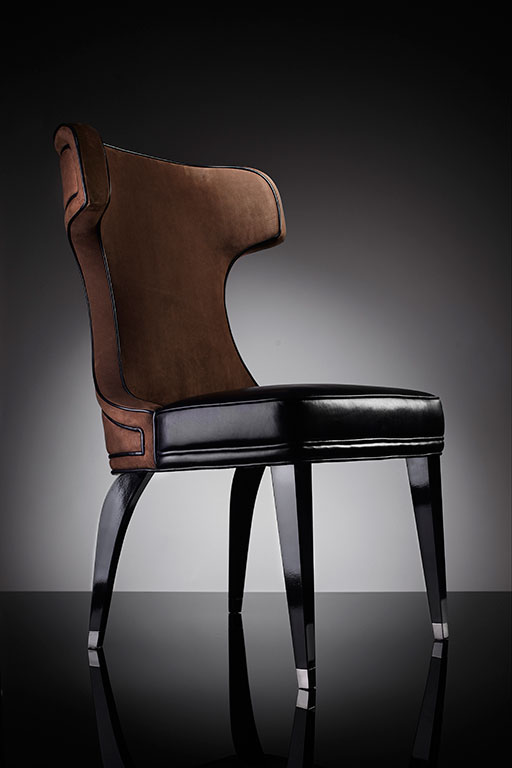 Déco style chair from the Operà collection