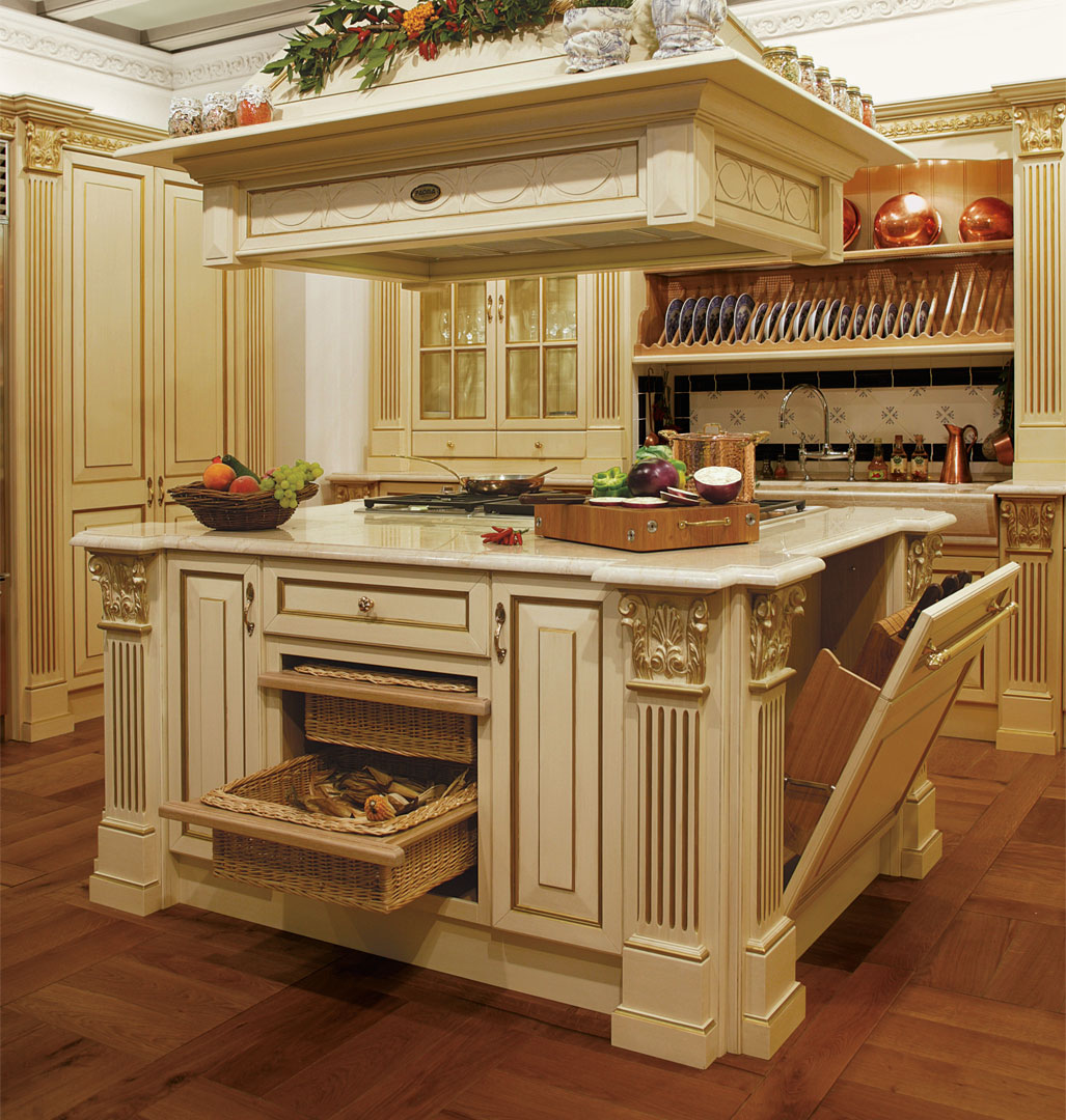 Italian Design Kitchen Custom Made Royal Luxury