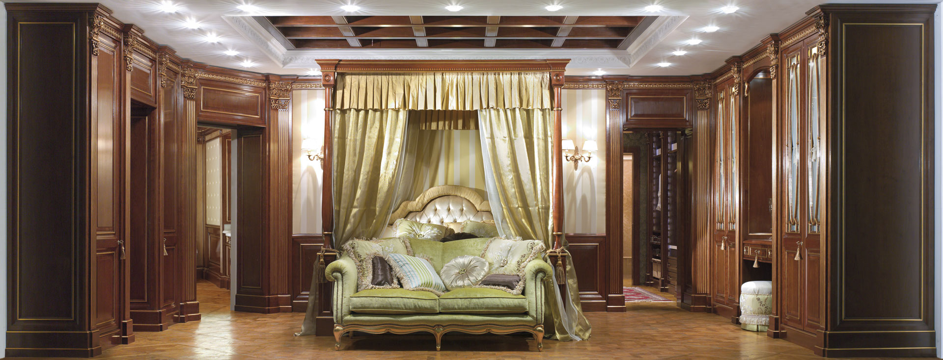 Prince Love: elegance and luxury in the bedroom
