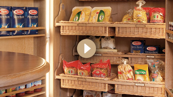 Technological System: pantry